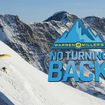 No Turning Back ski and snowboard movie poster