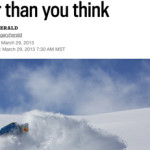 2013 Calgary Herald preview - NEH Closer than you think