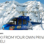 First Tracks Magazine article preview - ski from your own private heli