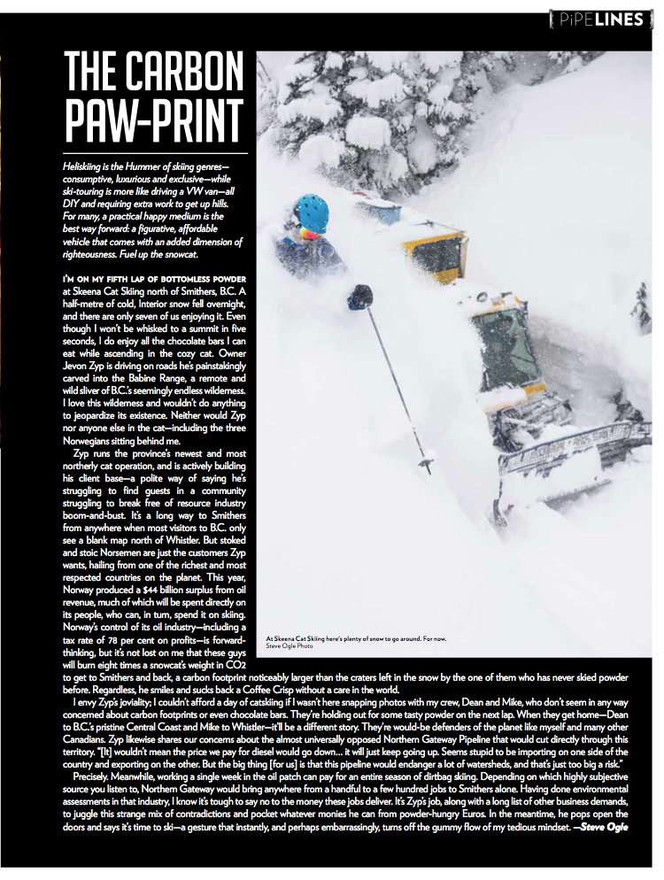 2013 Skier - Voices in the Wilderness page 10