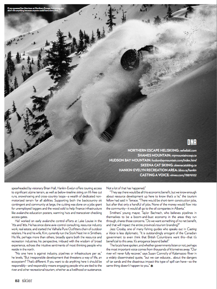 2013 Skier - Voices in the Wilderness page 13