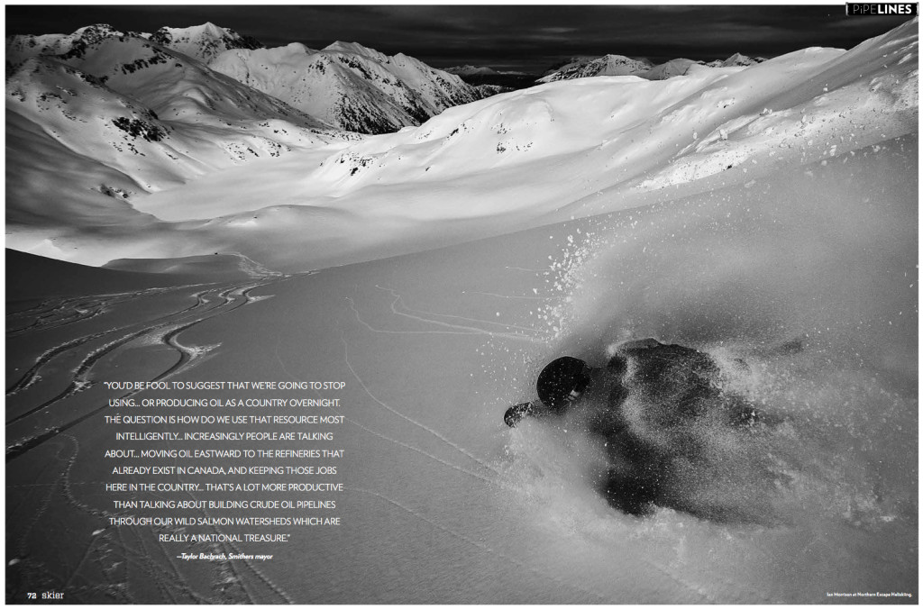 2013 Skier - Voices in the Wilderness page 4,5