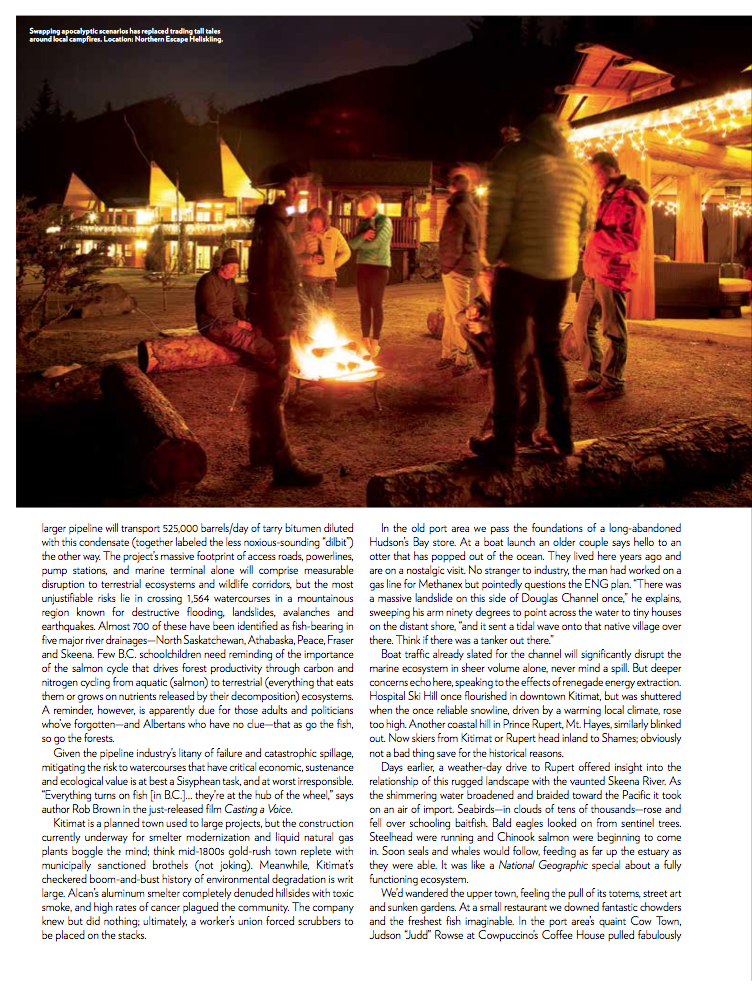 2013 Skier - Voices in the Wilderness page 9