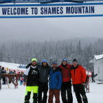 Members of the local community came together to fundraise for local kids to be able to ski