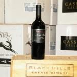 Nota Bene wine on display