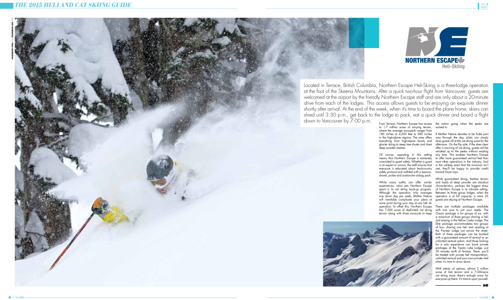 2015-Freeskier-Magazine-article Heli and Cat Skiing Guide