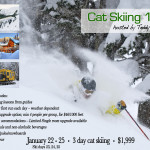 Cat skiing 101