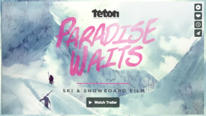 Trailer link for Paradise Waits video (Ski/Snowboard Movies)