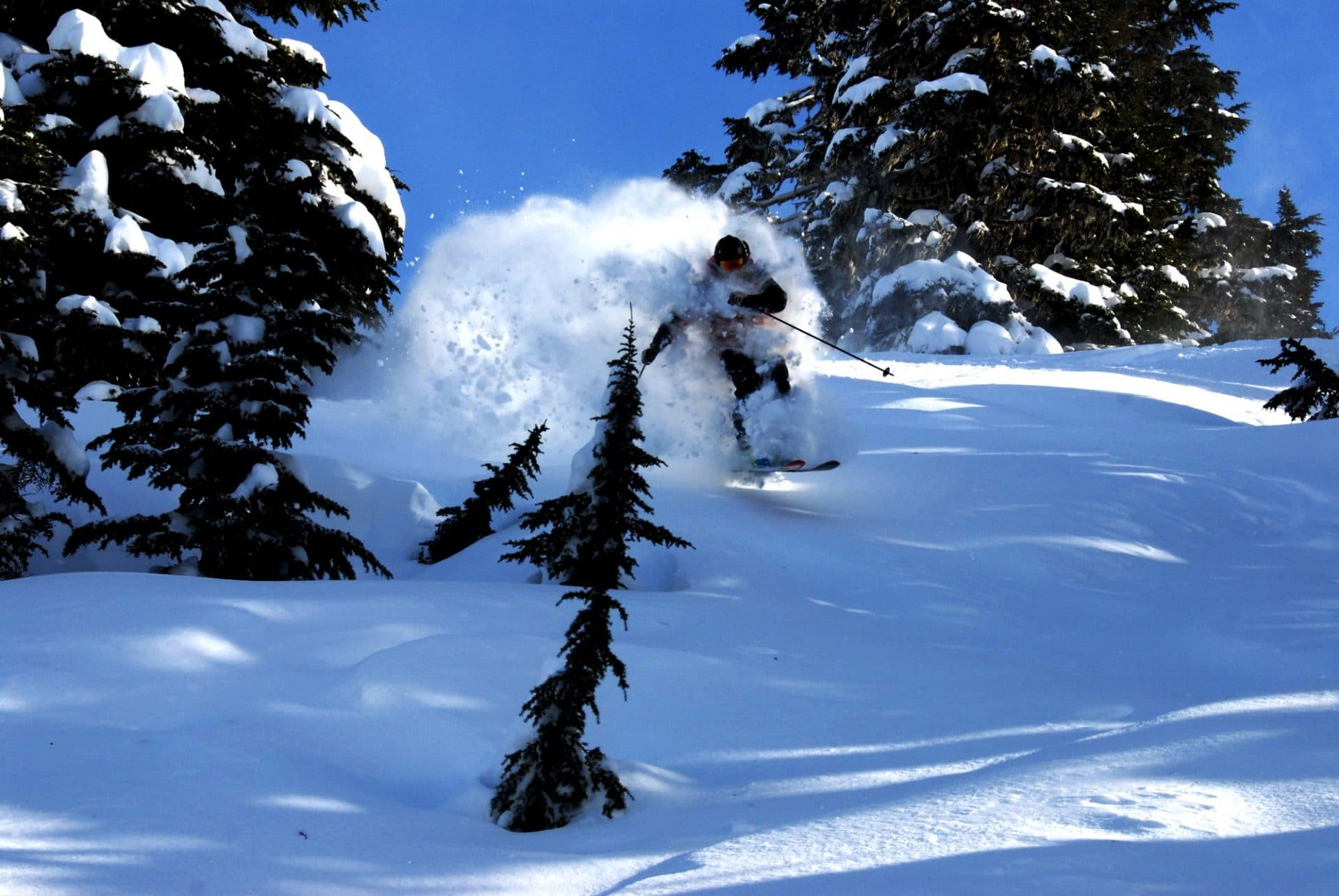 Small Groups Heli Skiing