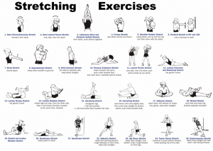 Get fit for Heli Skiing Season with These Great Stretching Exercises