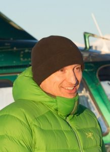 northern escape heli-skiing joel reavie pilot