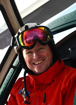 northern escape heli-skiing oyvind aanes guide