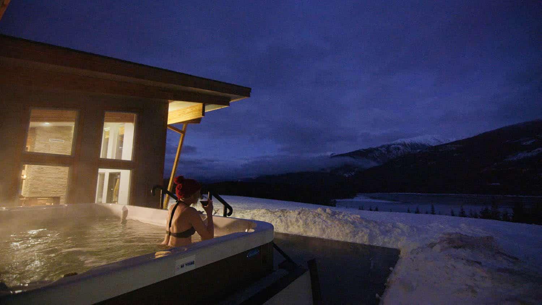 Northern Escape Mountain Lodge
