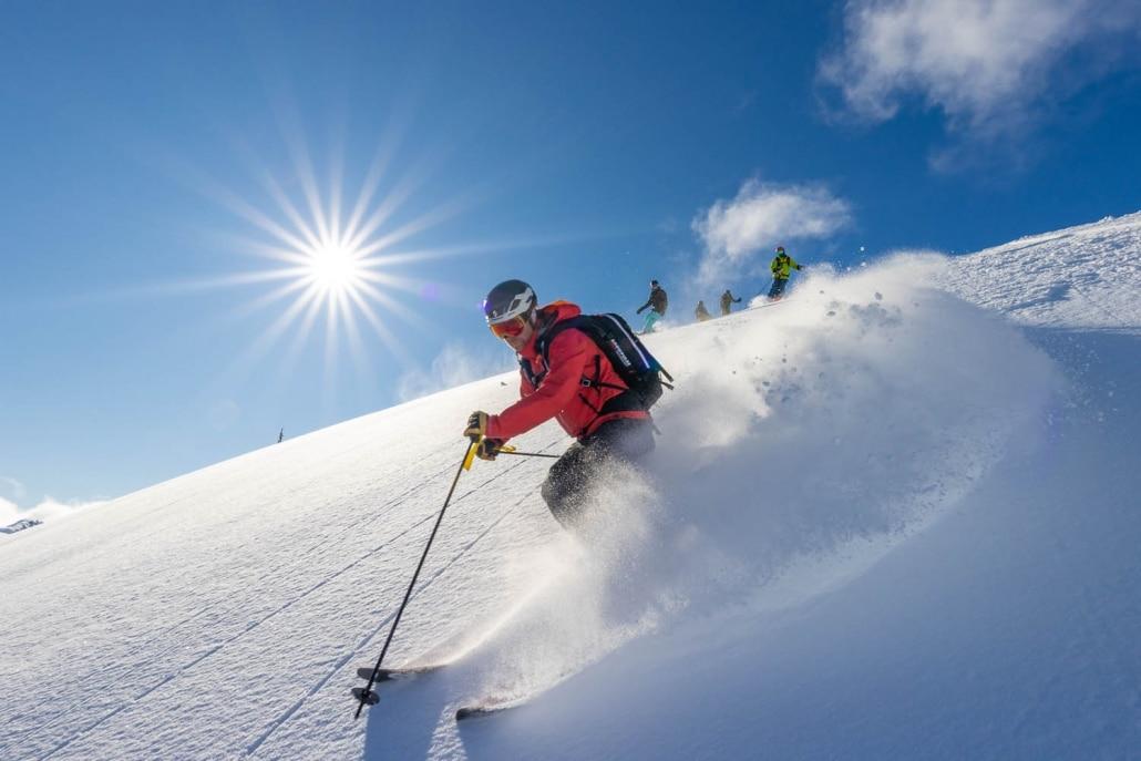Heli skiing in Terrace BC