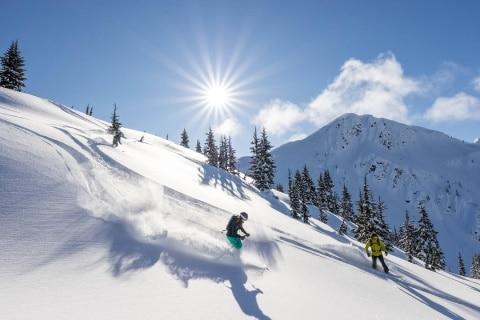 Heli Skiing Glossary of Terms